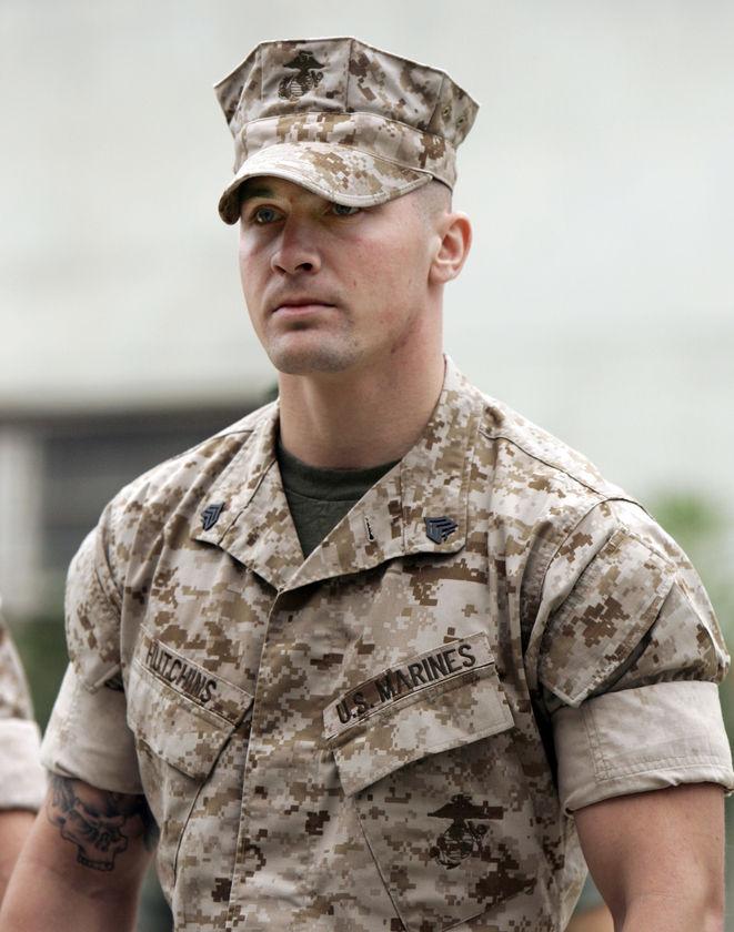 Sergeant of Marines Lawrence Gordon Hutchins, III