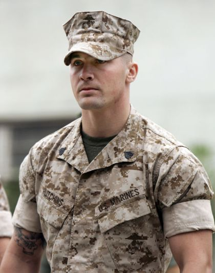 Sergeant of Marines Lawrence Gordon Hutchins, III
