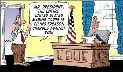Click on Robert Hefner's illustration for OPERATION AMERICAN FREEDOM!