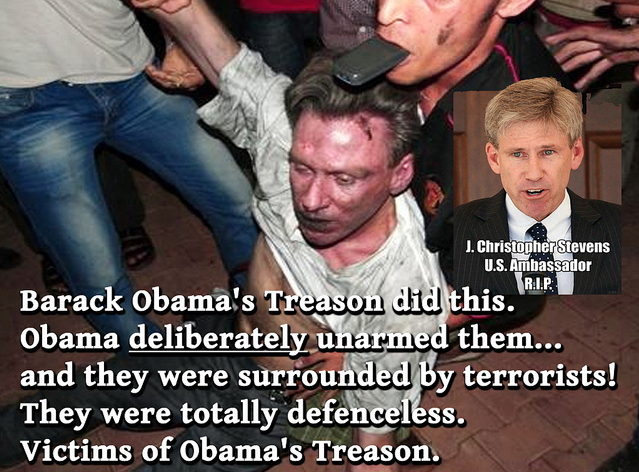 Chris Stevens dying 1