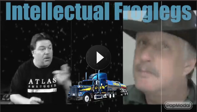 INTELLECTUAL FROGLEGS SEASON 2 EPISODE 12