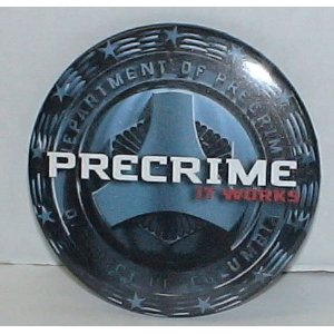 FEDERAL DEPARTMENT OF PRECRIME!