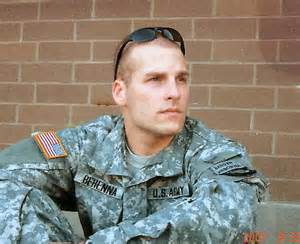 Army Lieutenant Michael Behenna