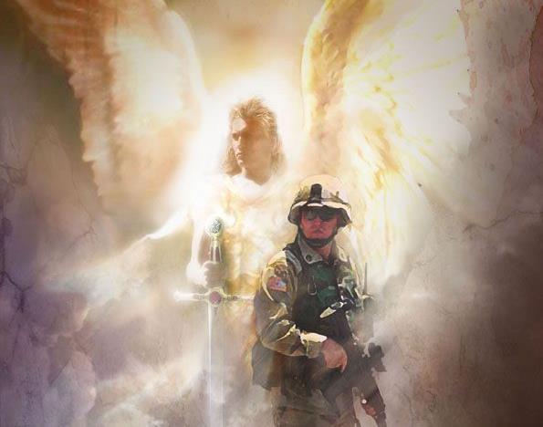 Angel-behind-soldier