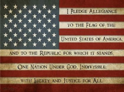FLAGPLEDGE