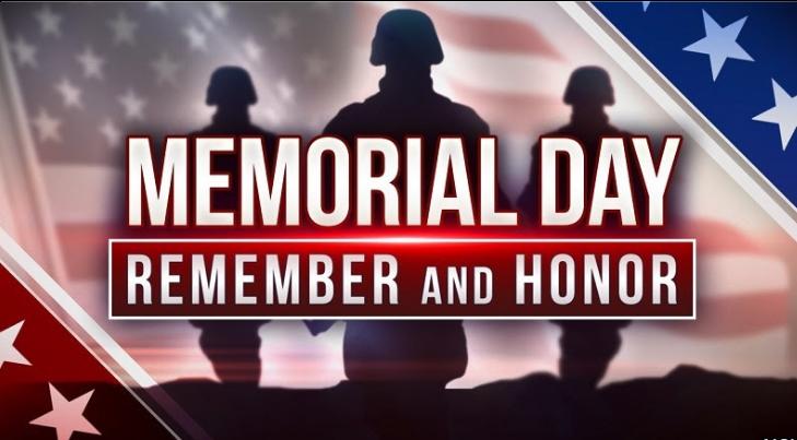 * MEMORIAL DAY | HONOR REMEMBERScreen Shot 2019-05-27 at 9.54.08 AM