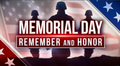 * MEMORIAL DAY | HONOR REMEMBERScreen Shot 2019-05-27 at 9.54.08 AM